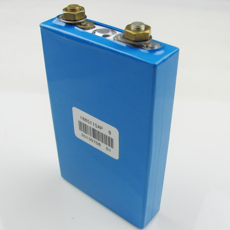 Industrial 3.2V Lithium LiFePO4 Battery Packs 5Ah - 50Ah Non-contamination