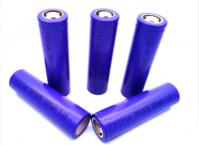 3000mAh 3.7V high discharge platform Lithium Ion Rechargeable Battery INR18650 For Digital Products with KC CB UL
