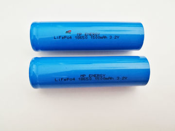China 18650 3.2V1500mAh Batterie CER-UL-Notbeleuchtung des Lithium-LiFePo4 distributeur