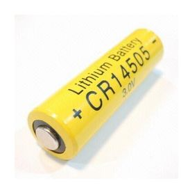 China Batterie 1800mAh, Kamera-Lithium-Batterien CR14505 3.0V Li-mno2 distributeur